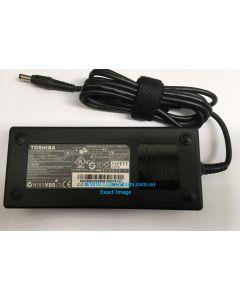 Toshiba Qosmio G50 (PQG55A-04J01Y)  GENUINE  AC ADAPTOR 120W 19V 6.3A 3PIN P000506960