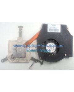HP Compaq Presario 2200 Replacement Laptop Heatsink and Fan 371796-001 USED