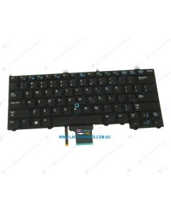 Dell Latitude E7440 Replacement Laptop US Keyboard with Track Point 4G6VR