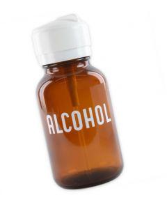 Alcohol Dispensing Bottle