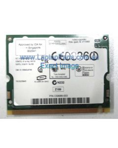 Panasonic ToughBook CF-18 Replacement Laptop WiFi Board C72983-001 USED