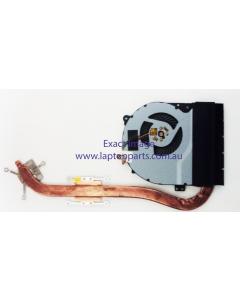 Asus F550C-X0068H Laptop Replacement CPU Fan & Heatsink 13N0-PHA0101 13NB00W1AM010 NEW