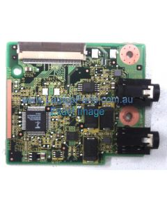 Panasonic ToughBook CF-18 Replacement Laptop Audio Board DFUP1395ZA USED
