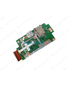 Panasonic ToughBook CF-19 Replacement Laptop USB Board with Cable DFUP1719ZBTL - USED