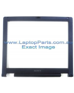 Sony Vaio PCG-9H3P PCG-FR700 Replacement Laptop LCD Bezel EANE5006017 USED