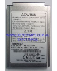 TOSHIBA Replacement Laptop MK2003GAH HDD1364 Hard Disk Drive NEW