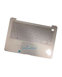 LG 13Z940-G Replacement Laptop Palmrest with Keyboard AFP74125102