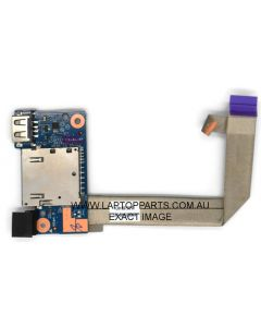 HP Pavilion Touchsmart 11 Notebook USB Board LS-A524P NEW