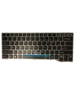 Fujitsu LifeBook E544 Replacement Laptop Keyboard with Backlight CP670812-XX MP-12S33USJD852W NEW