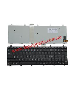 MSI GE60 GE70 GP60 GP70 CX61 Replacement Laptop Keyboard without Backlight