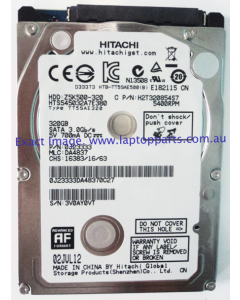 Asus S56C XX097H 320GB Hard Drive SATA 3GB/s With Recovery Image (drivers, OS)
