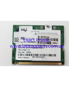 Acer Travelmate 415D Laptop Replacement Intel Wireless Card D10725-001 C51963-005 - USED