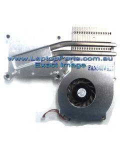 Sony Vaio PCG-9H3P PCG-FR700 Replacement Laptop Fan and Heatsink UDQF2ZH02FQU FAN503WK15 USED