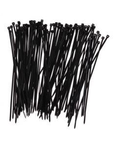 Zip Ties (8 inch / 100 / Black)